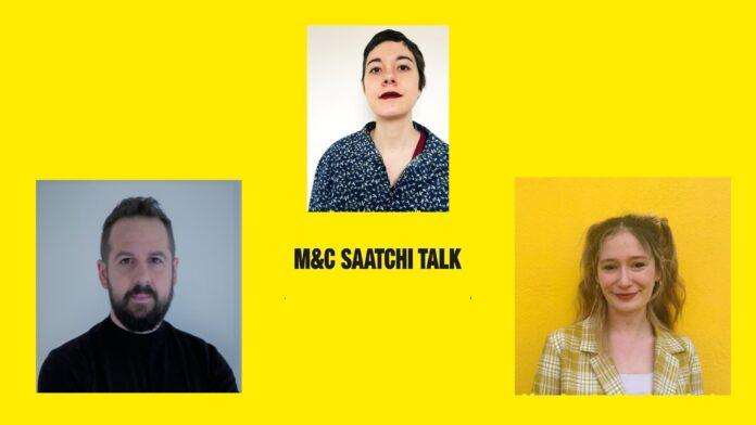 m&C saatchi talk new hires