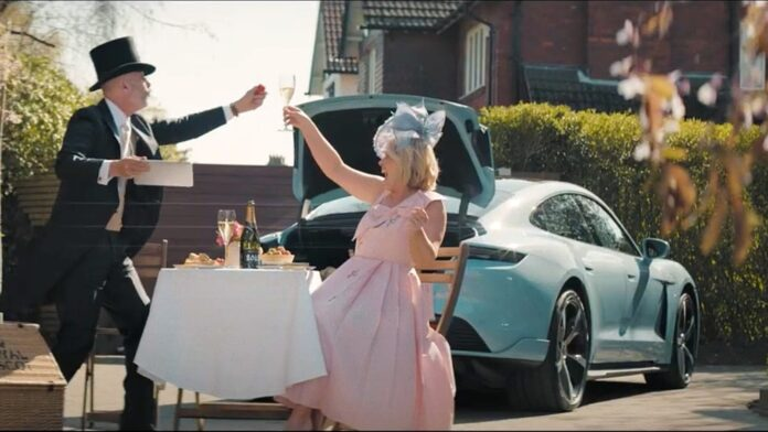 Ascot channels netflix in isobel campaign
