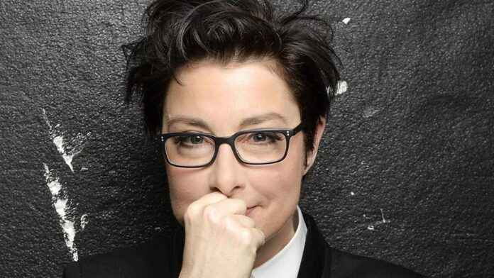 sue perkins host of just a minute