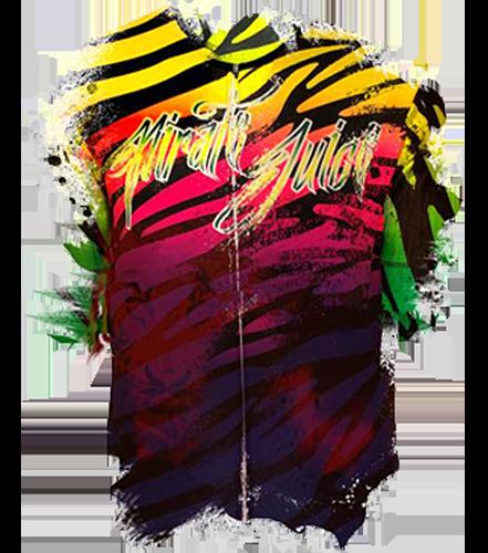 Pirate Juice Zebra