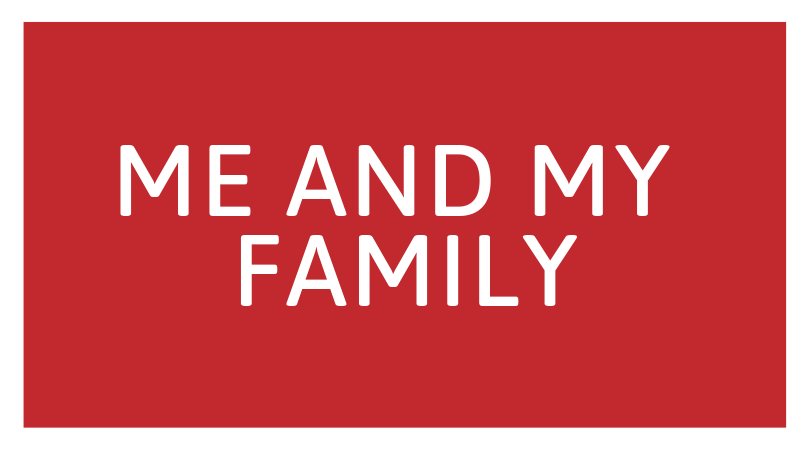 By Theme: Me and My Family | Free Printable Worksheets For Kids | Coming soon! Privacy Policy Disclaimer