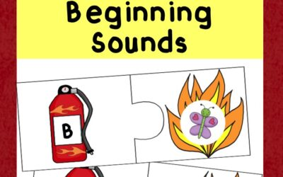 Firefighter Beginning Sounds