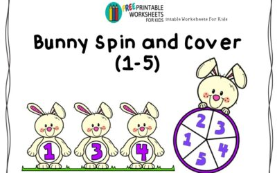 Bunny Spin and Cover (Numbers 1-5)