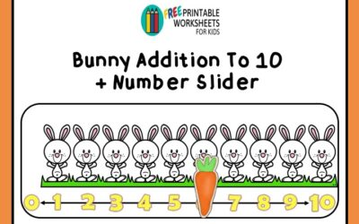 Bunny Addition to 10