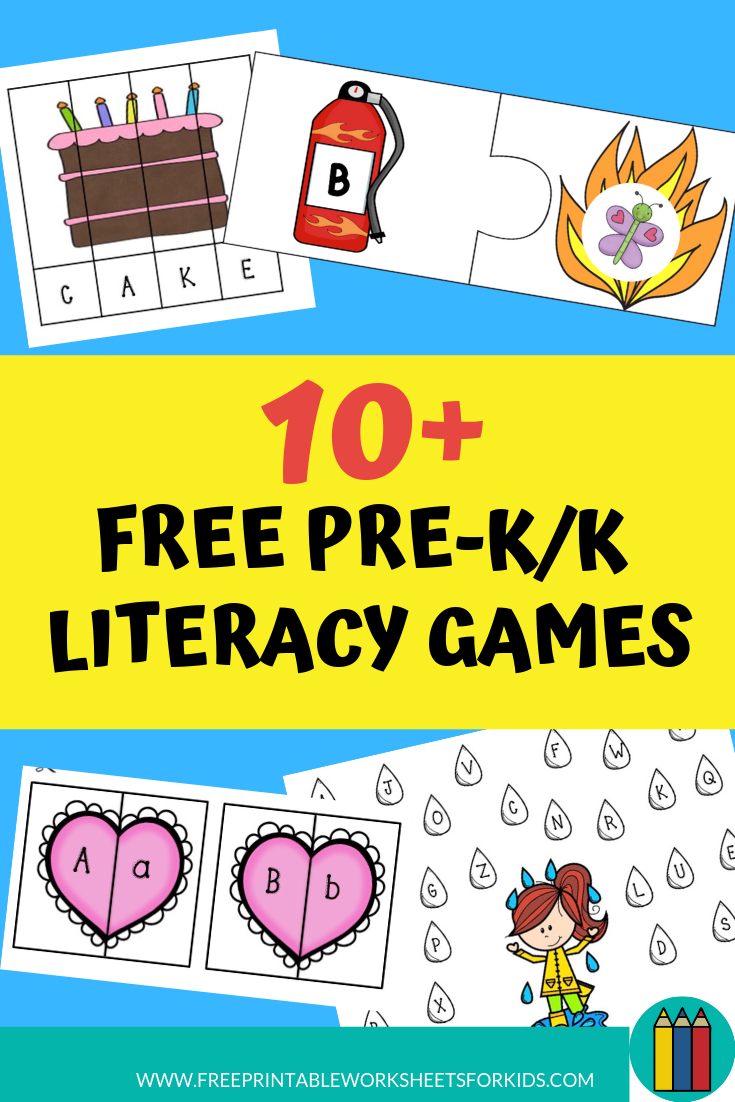 By Skill: Letters and Literacy | Free Printable Worksheets For Kids | Privacy Policy Disclaimer