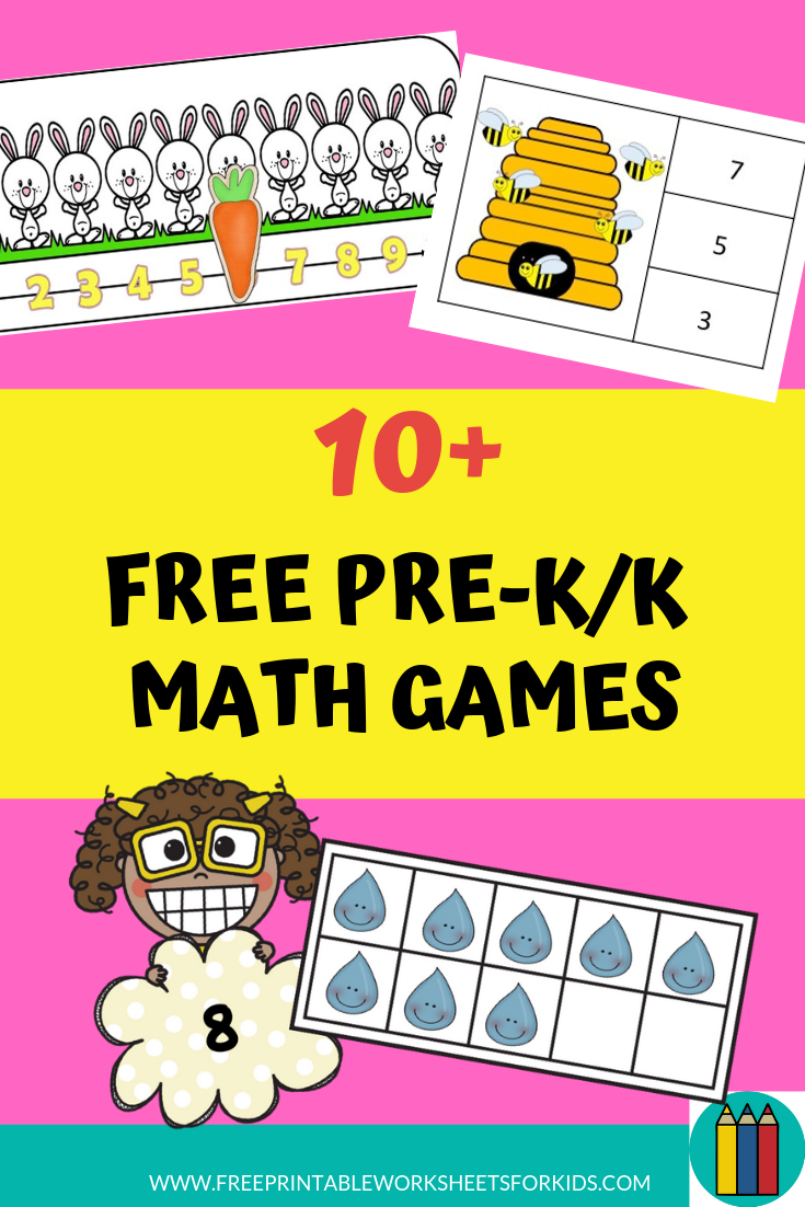 By Skill: Numbers and Math | Free Printable Worksheets For Kids | Privacy Policy Disclaimer