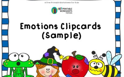 Emotions Clipcards