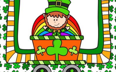 March St Patrick's Day Printable Worksheet Pack