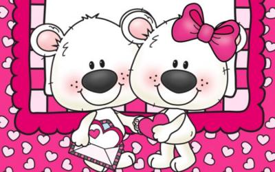 February Valentines Printable Worksheets Pack