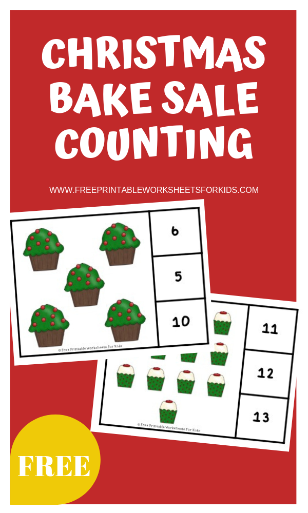 Fun Christmas Printables for Preschool and Kindergarten | 10 Literacy and Math Christmas Themed Games | Alphabet Numbers and Fine Motor Hands On Homeschool Activities | Kids Classroom Center Ideas #FreePrintableWorksheetsForKids #Christmas #Santa