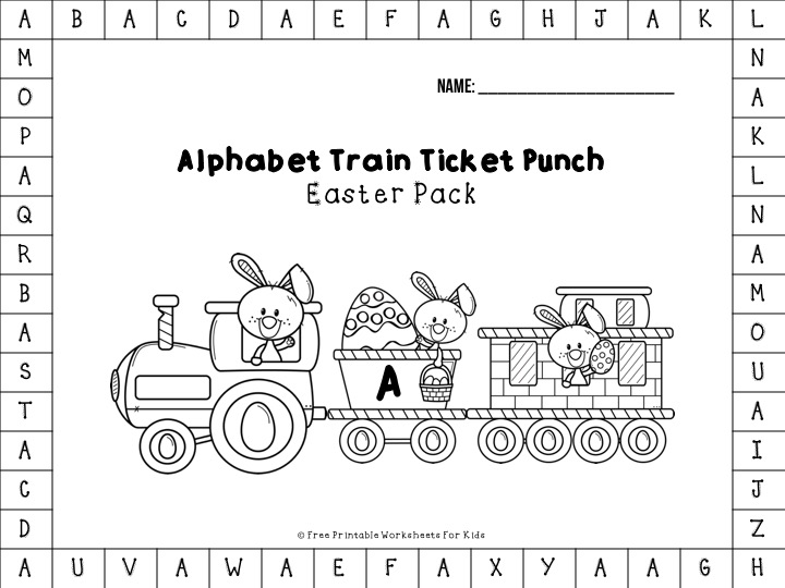 April Easter Printable Worksheets Pack | Free Printable Worksheets For Kids | (*Disclaimer: Some links in this post are affiliate links. I may receive a small commission but this does not increase the price you pay. Thank you for supporting this blog!)