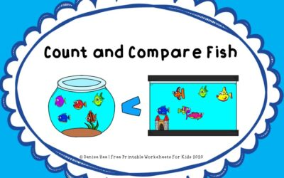 Count and Compare Fish