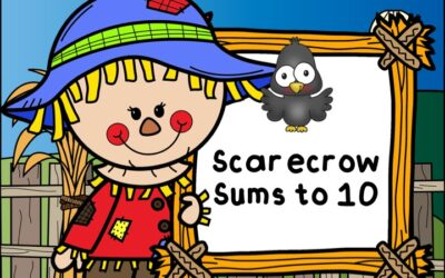 Scarecrow Sums to 10