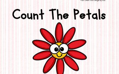 Count The Petals 1-10