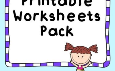 Summer Printable Worksheets Pack