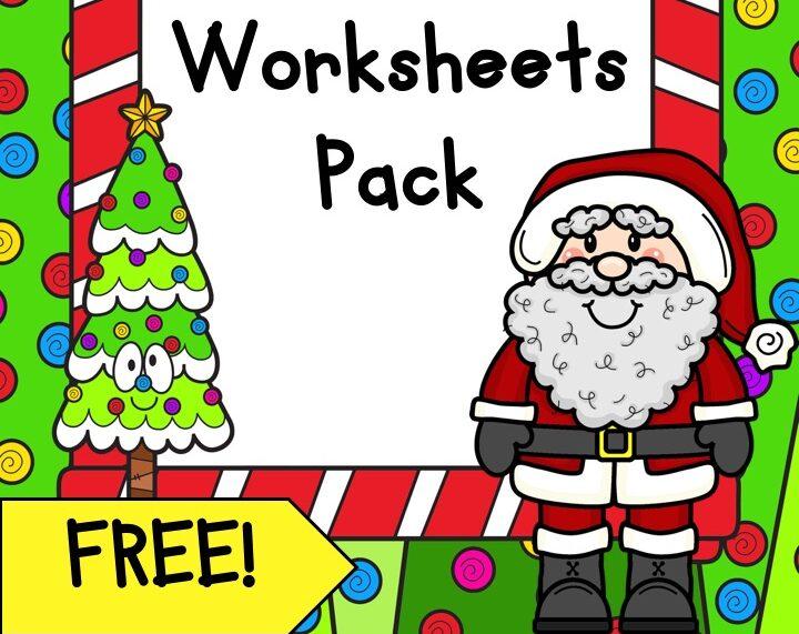 Christmas Printable Worksheet Pack