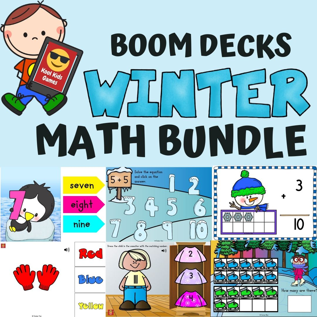 Snowman Ten Frame Mats | Free Printable Worksheets For Kids | Students in preschool to 1st grade will practice counting, making 10, one to one correspondence, subitizing and writing numbers with these snowman ten frame mats. Use this printable as a fun winter math center in your classroom or as a hands-on addition activity for your homeschooling kids.