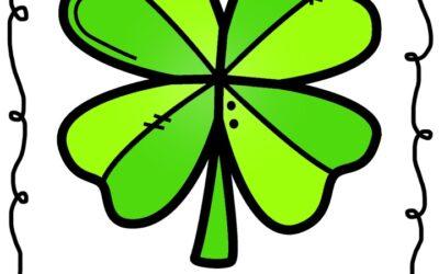 St Patricks Day Fine Motor Mats
