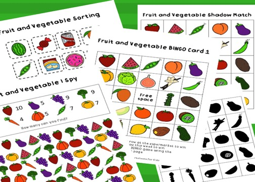 Educational printables and digital games to make learning more fun for pre-k, kindergarten and 1st-grade students all year long!