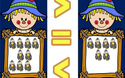 Scarecrow Count and Compare s