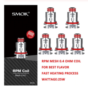 RPM Mesh0.4ohmCoil