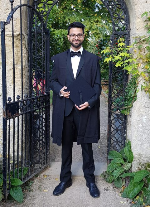 Oxford Matriculation