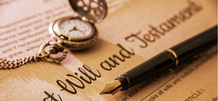 What is a Will and what happens if you don't have one?