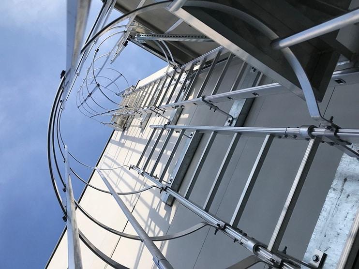 sécurité des toitures terrasses
