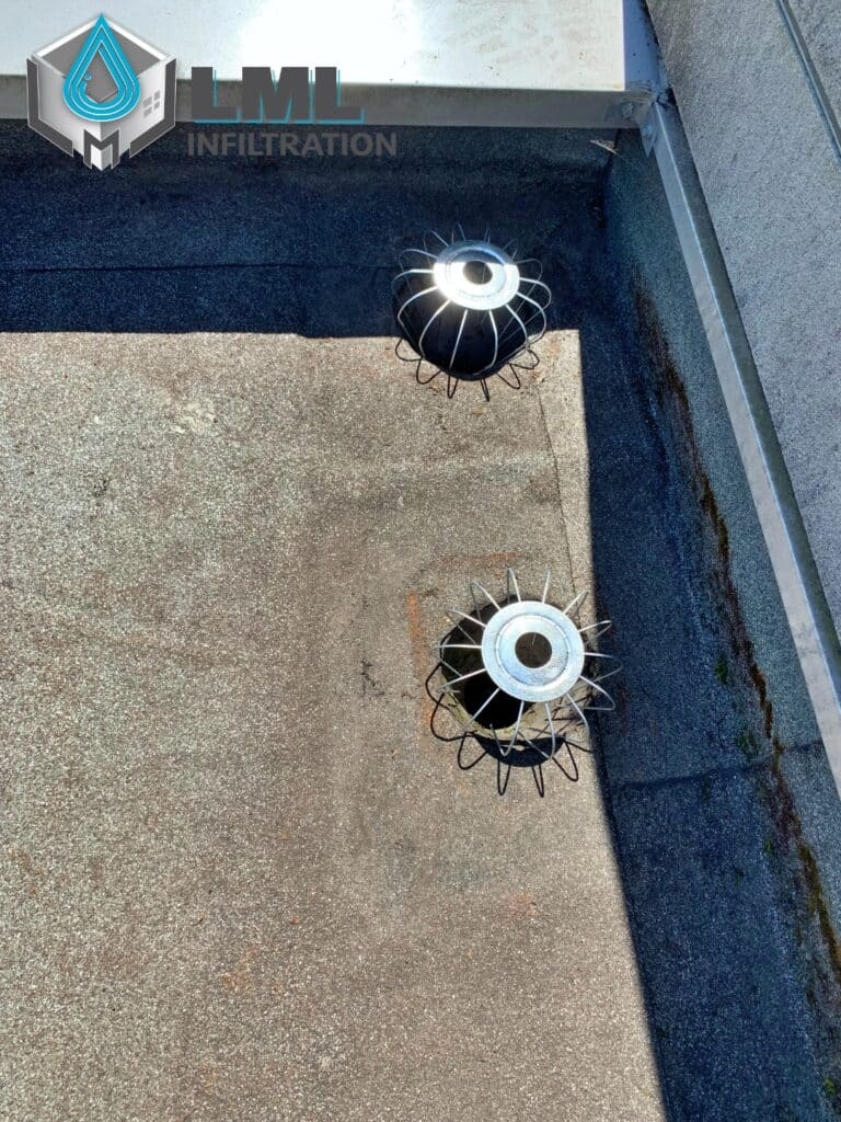 Entretien toiture terrasse EP