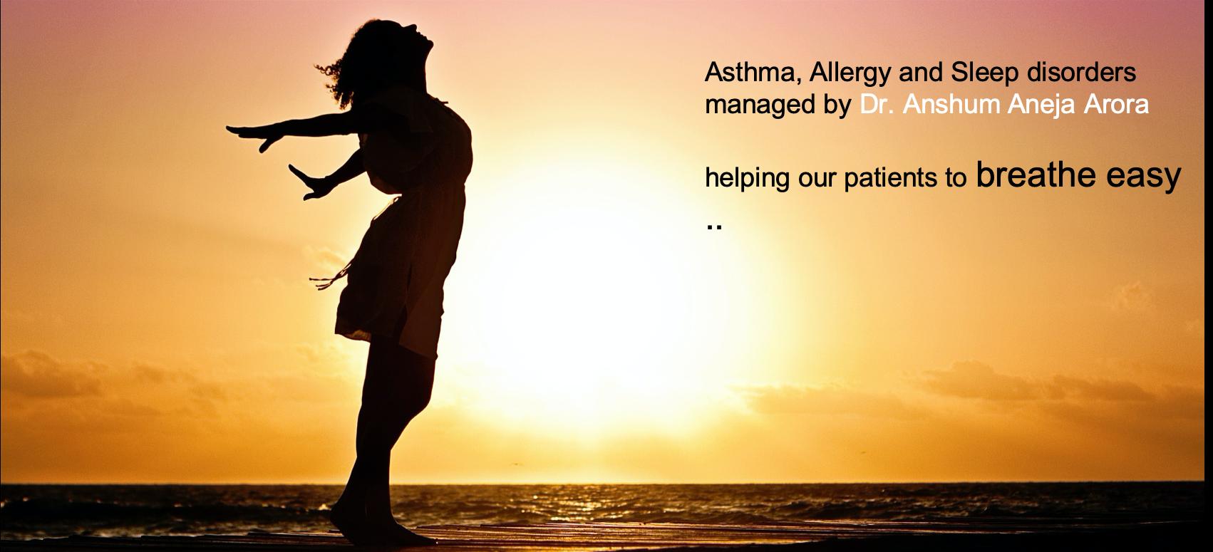Asthma Allergy clinic in Gurgaon