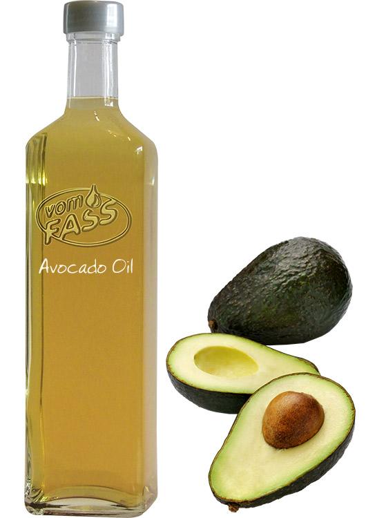 olio all'avocado