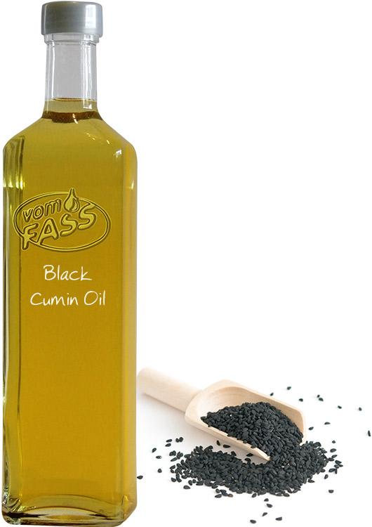 Olio di cumino nero