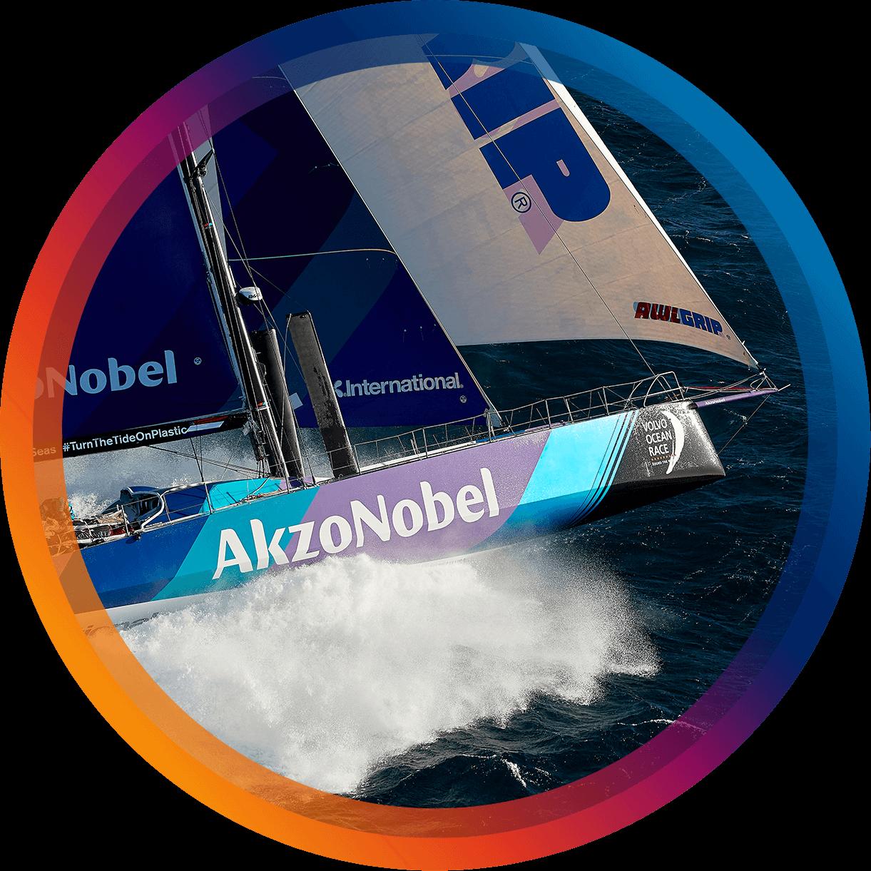 Sponsorship project example - Volvo Ocean Race