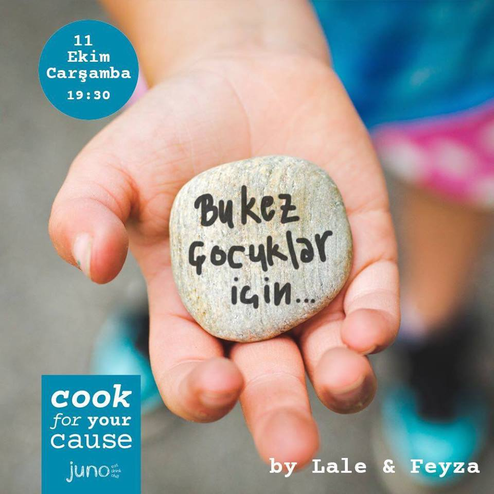 Cook for your cause