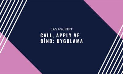 Javascriptte call, apply ve bind uygulamaları