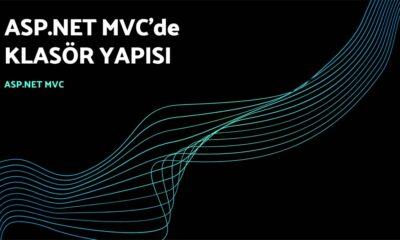 Asp.Net MVC'de klasör yapısı - Öne Çıkan Görsel