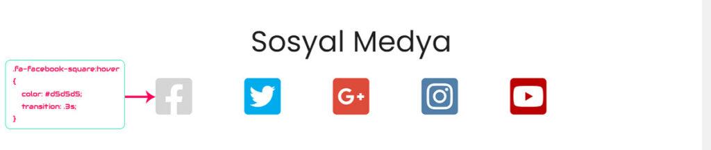 hukuk burosu sosyal medya ikonları stilli