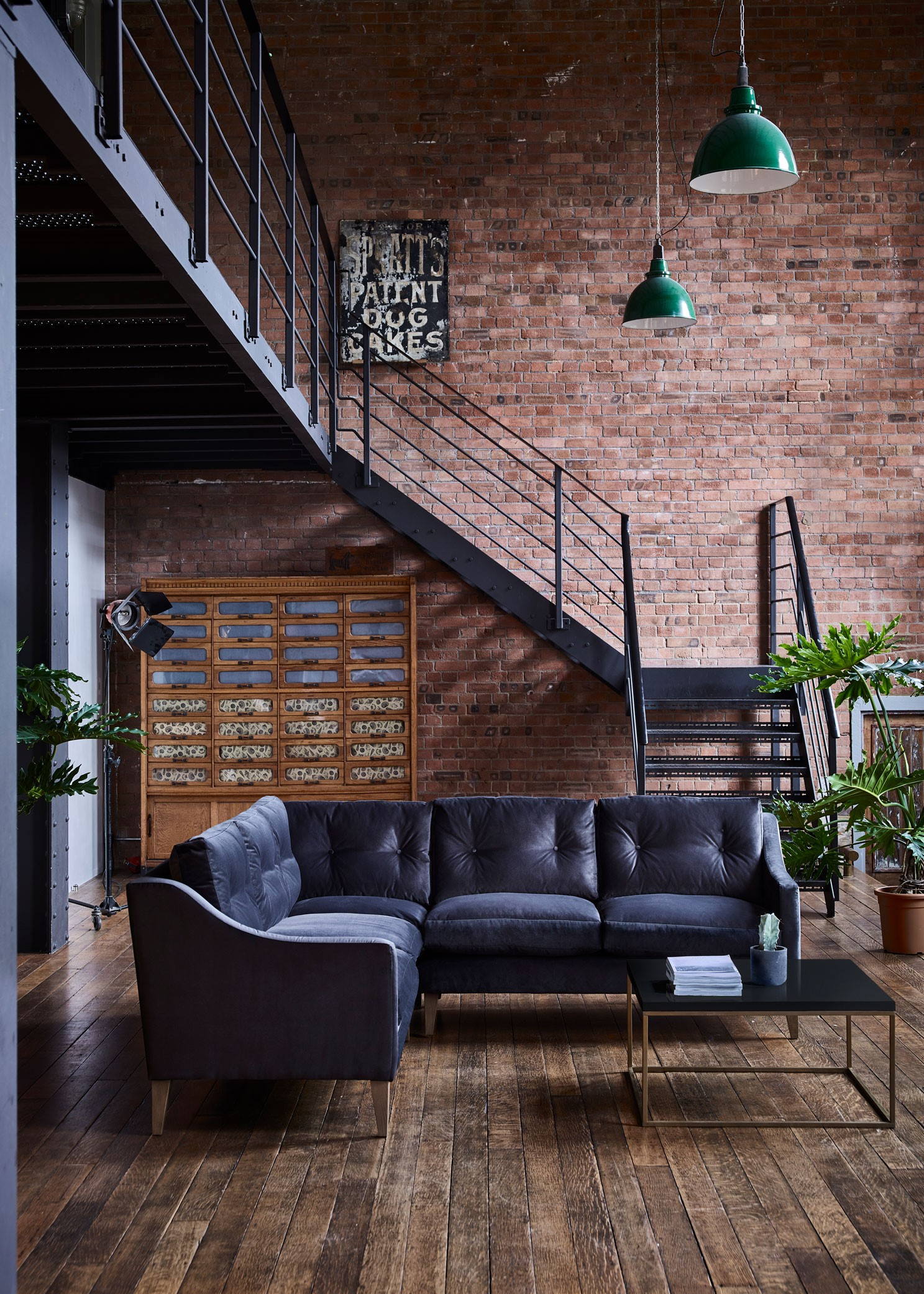 What shape of sofa is right for you ?
