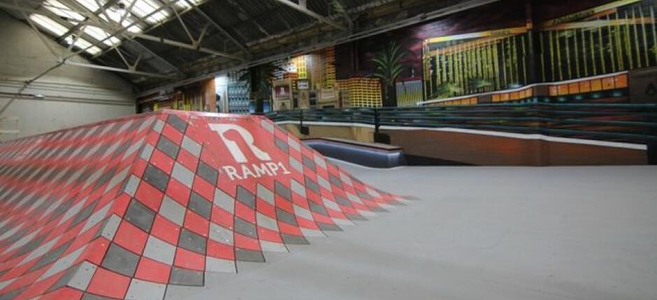 RAMP 1 Skatepark