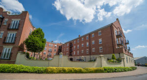 Apartment 62, Harry Davis Court, Diglis, Worcester, Worcestershire, WR1 2AJ.