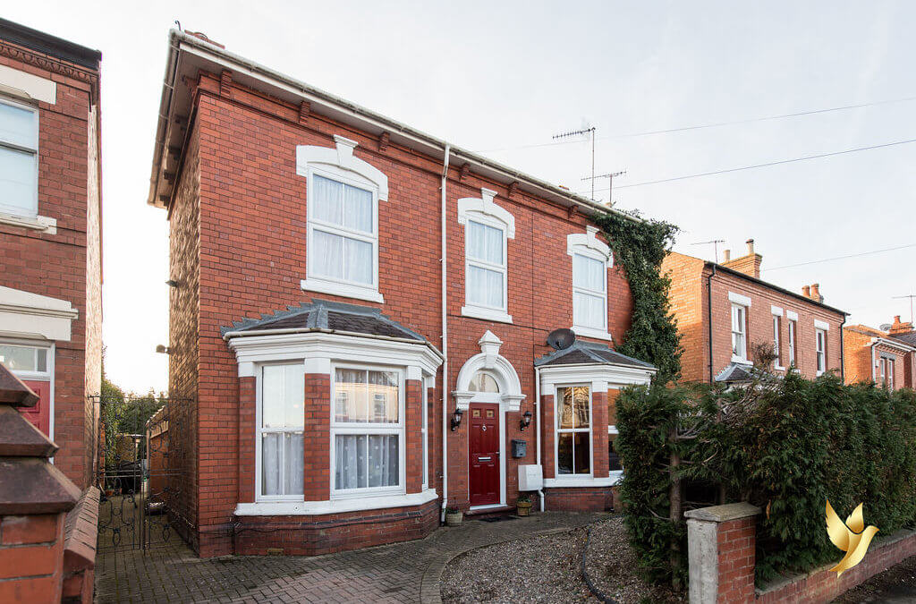 93 Laugherne Road, St Johns, Worcester, Worcestershire, WR2 5LY.