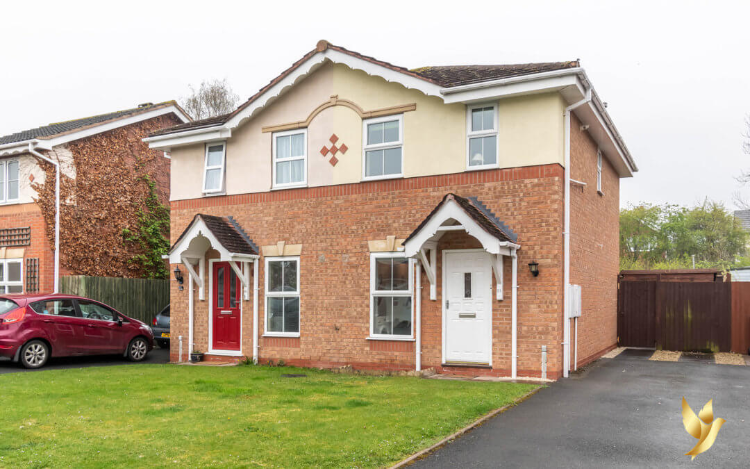 21 Bramble Close, Malvern, #Worcestershire, WR14 2UW.