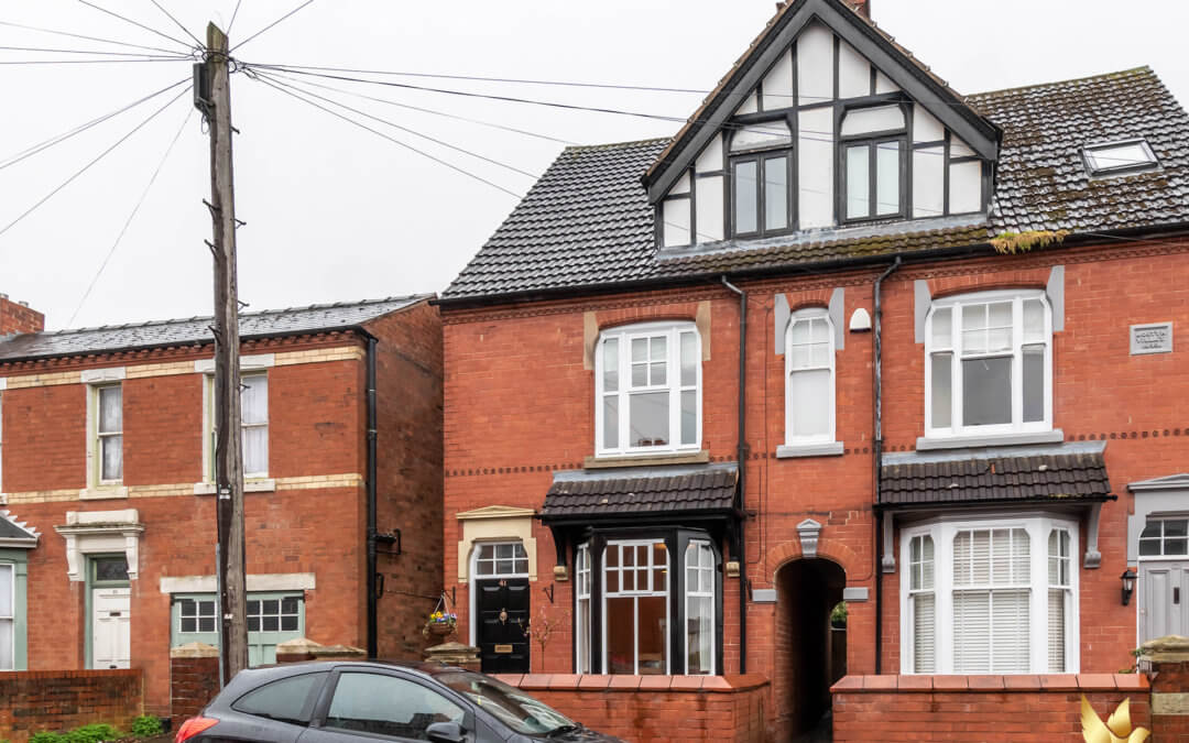 41 Western Road, Stourbridge, West Midlands, DY8 3XU.