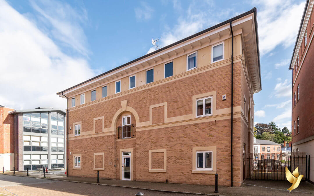 Apartment 3, Armstrong House, Diglis, Worcester, #Worcestershire, WR1 2GA.
