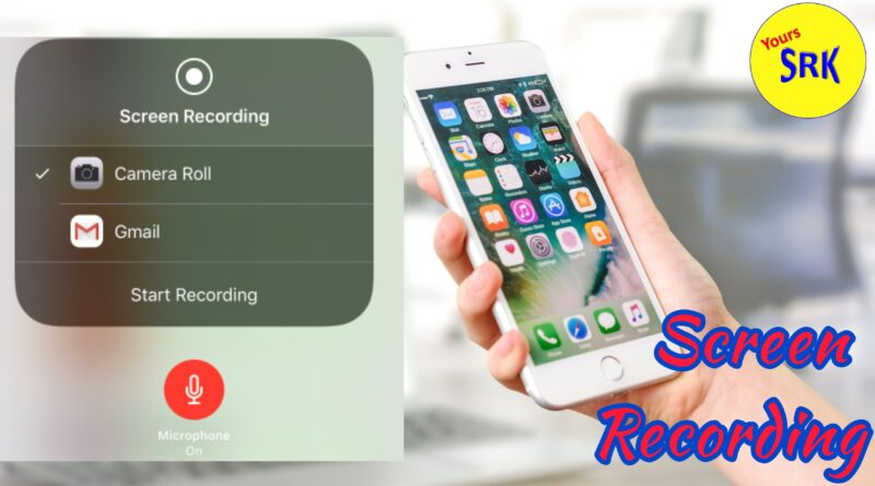 How to record your iPhone's Screen with Sound?