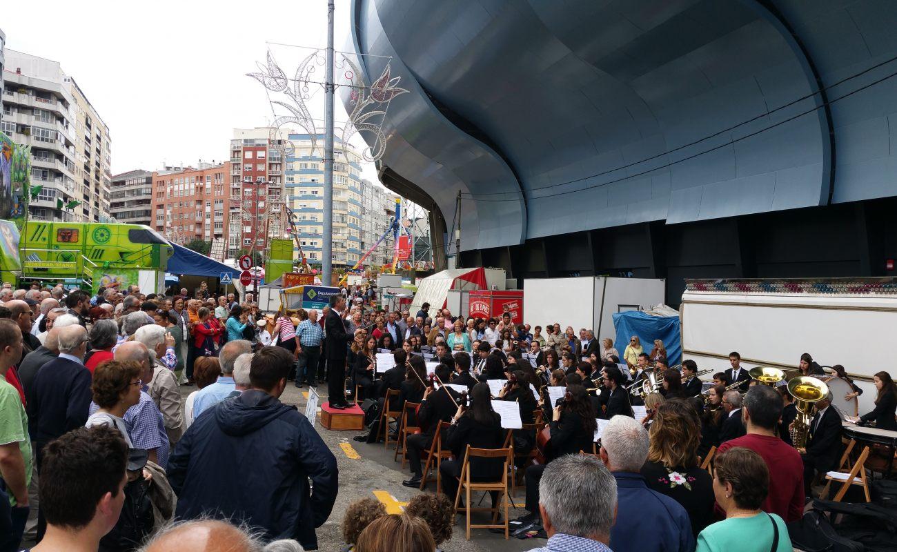 Festa Xuventude en Balaidos 2017
