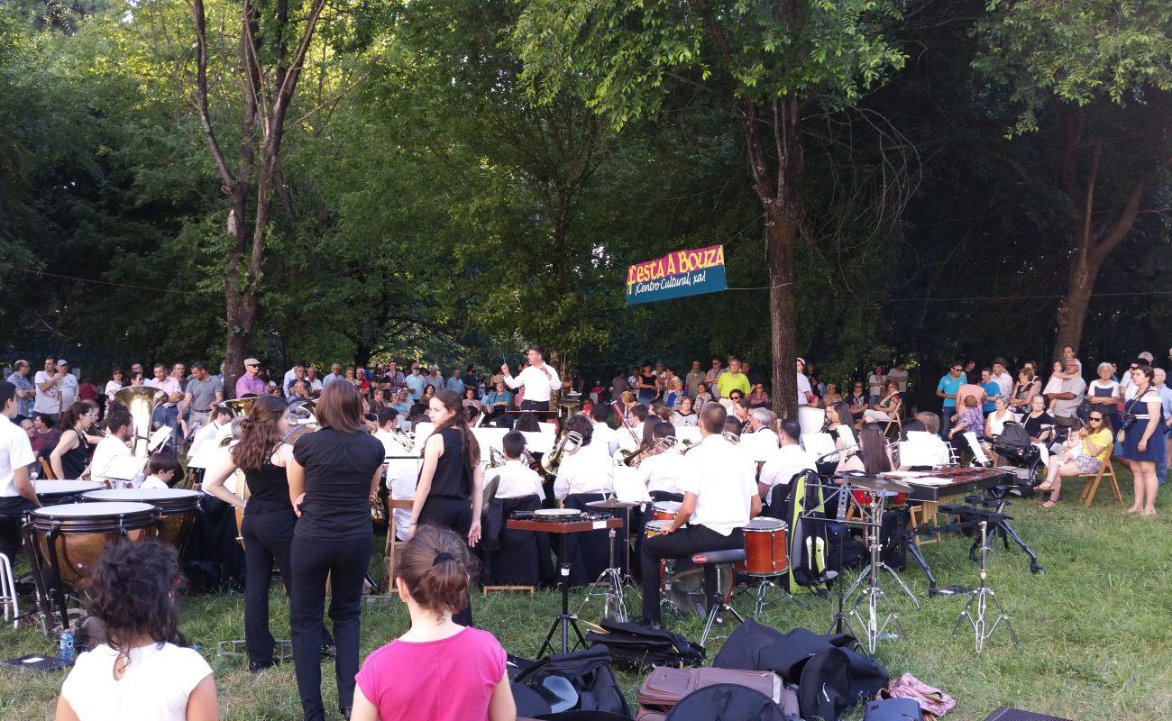 Festa no parque da Bouza 2017