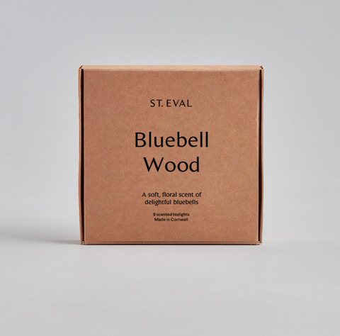 ST. EVAL Bluebell Wood Scented Tealights
