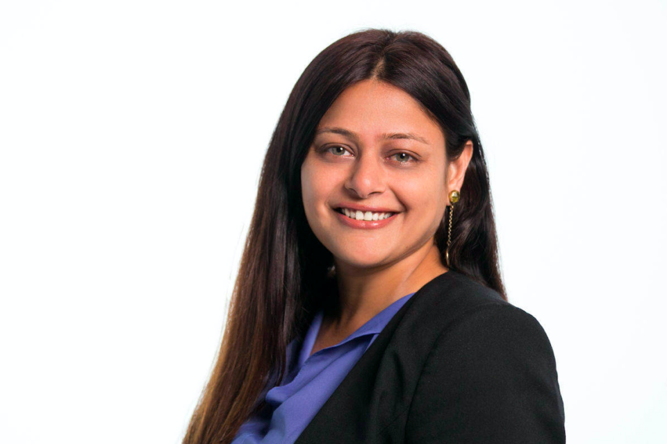Mayuri Congo - Google India Head for Industry