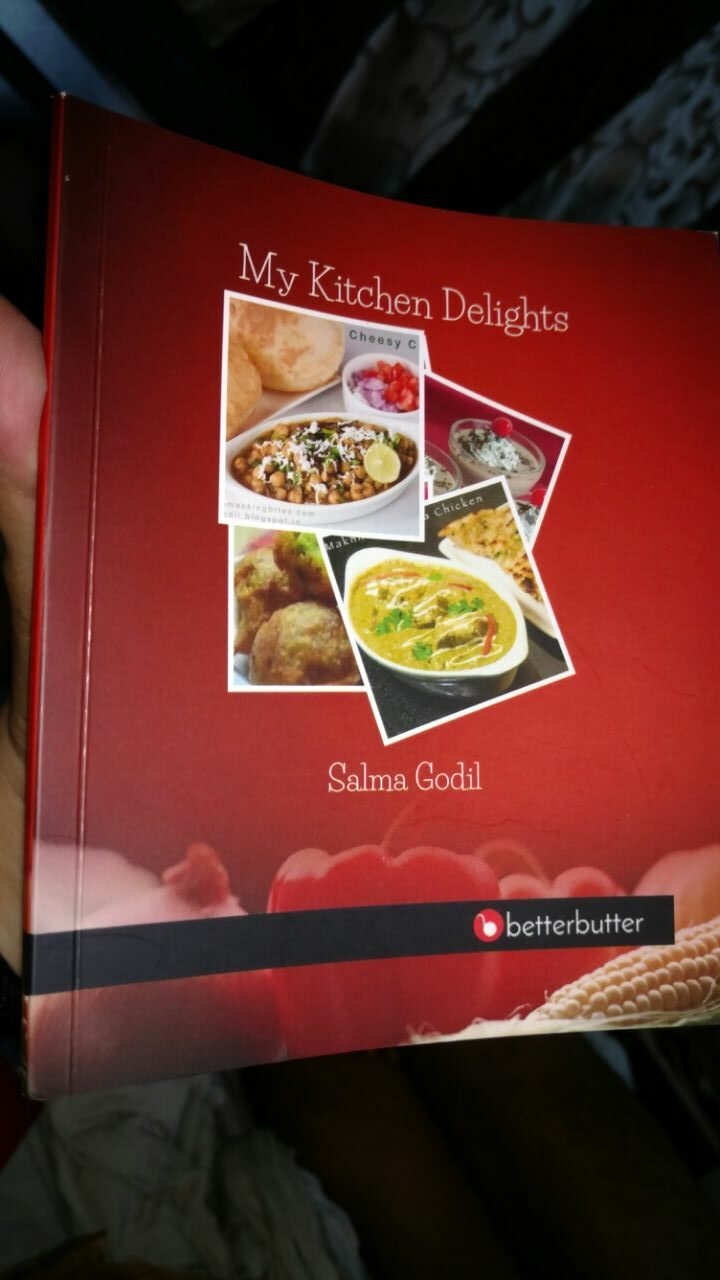 Salma's Book - Betterbutter